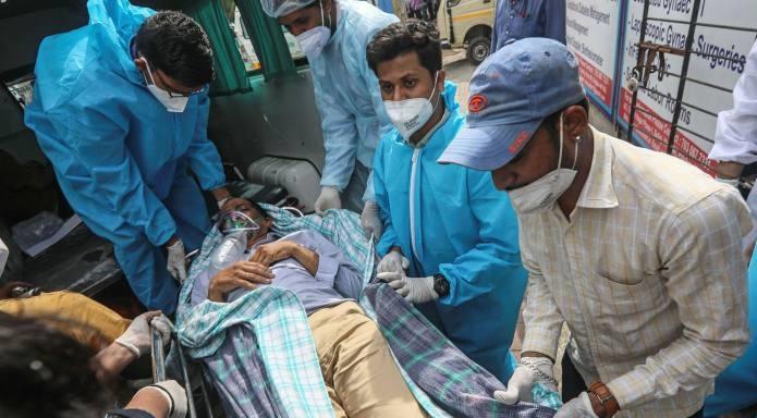 ویروس کرونای هندی