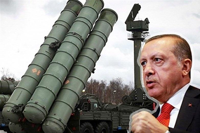تحریم امریکا علیه ترکیه