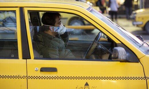 طرح واکسیناسیون رانندگان تاکسی