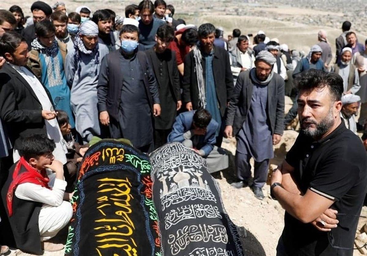 حمله آمریکا به افغانستان