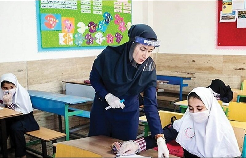 واکسیناسیون دانش آموزان