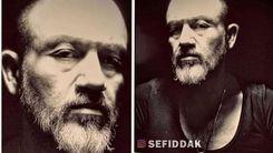 حضور متفاوت مهران غفوریان در قورباغه / نقش جدید مهران غفوریان + عکس