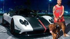 کلکسیون ماشین های لاکچری لیونل مسی / تصاویر جنجالی