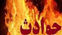 معتادانی که کمپ را به آتش کشیدن فقط برای فرار از آنجا
