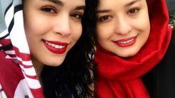 چند تصویر از خواهران سینمای ایران