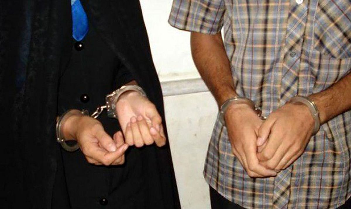 دستگیری زوج قاچاقچی در کرمان / بی آبرویی این زوج