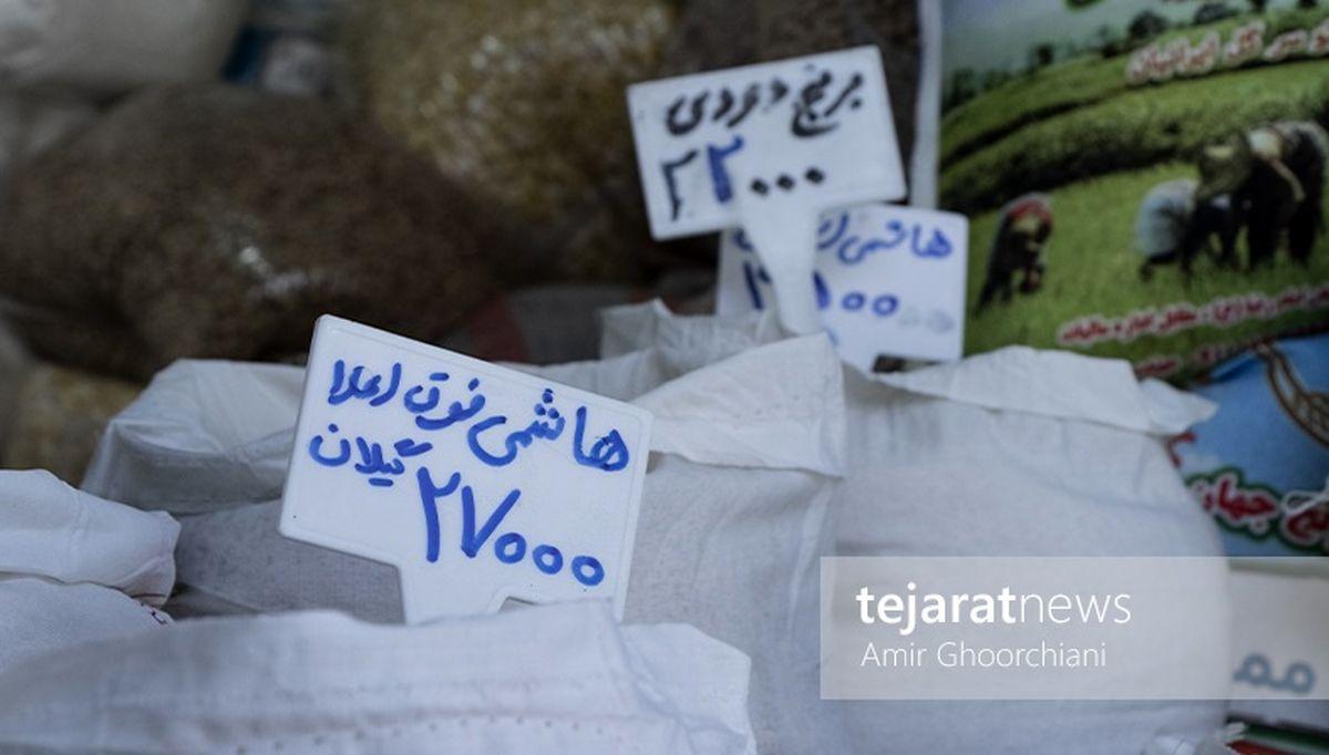 قیمت برنج ایرانی سر به فلک کشید