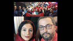 گله ی همسر مهرداد میناوند از پخش شدن ویدئو عروسیش + جزئیات