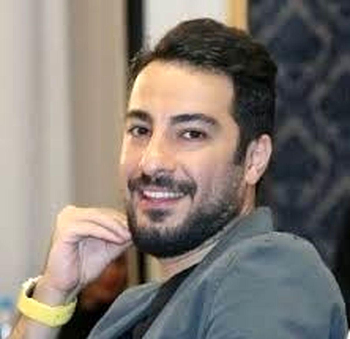 نوید محمد زاده بازیگر خوش آتیه تئاتر + جزئیات