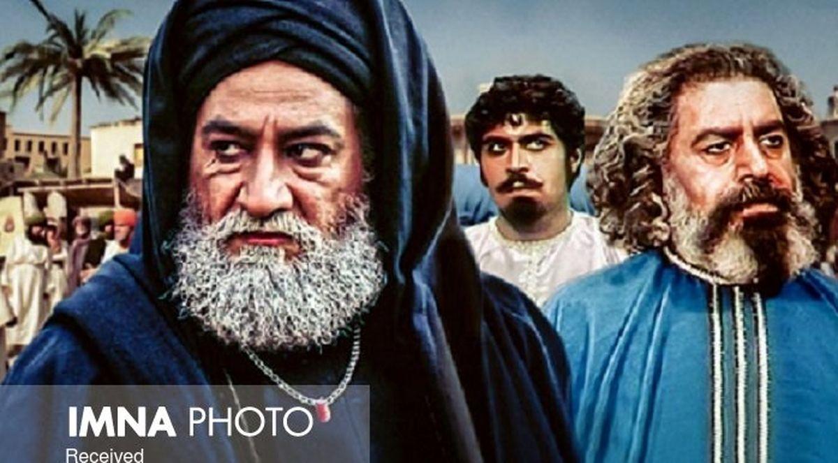 سکانس لحظه ضربت خوردن امیرالمومنین (ع) در سریال امام علی (ع)