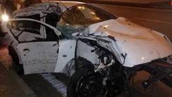 له شدن وحشتناک پژو در لرستان| 5 مرد کشته شدند+ عکس