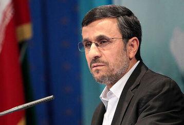 فیلم کتک کاری در لحظه ورود محمود احمدی نژاد به وزارت کشور