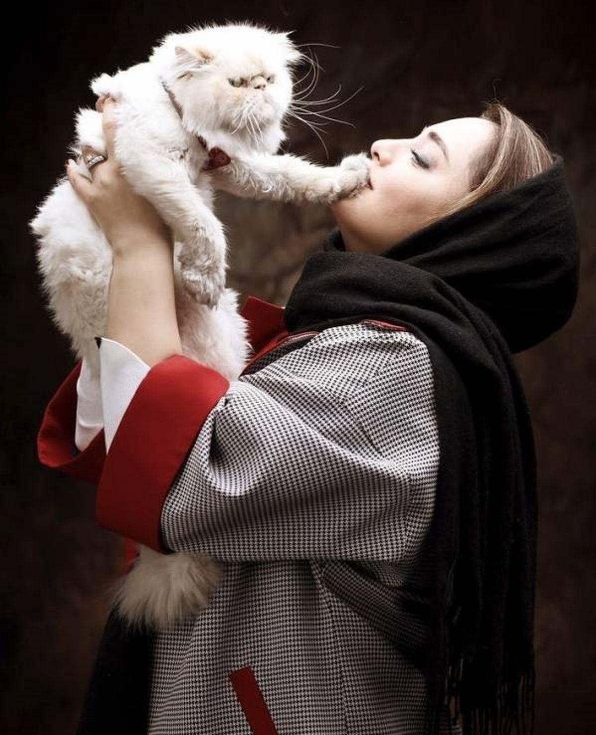 عکس های لو رفته از نرگس محمدی و همسرش  + عکس دیده نشده