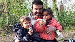 زن و بچه شیک استراماچونی / بیوگرافی استراماچونی و همسرش دالیلا+ تصاویر همسر و فرزندانش