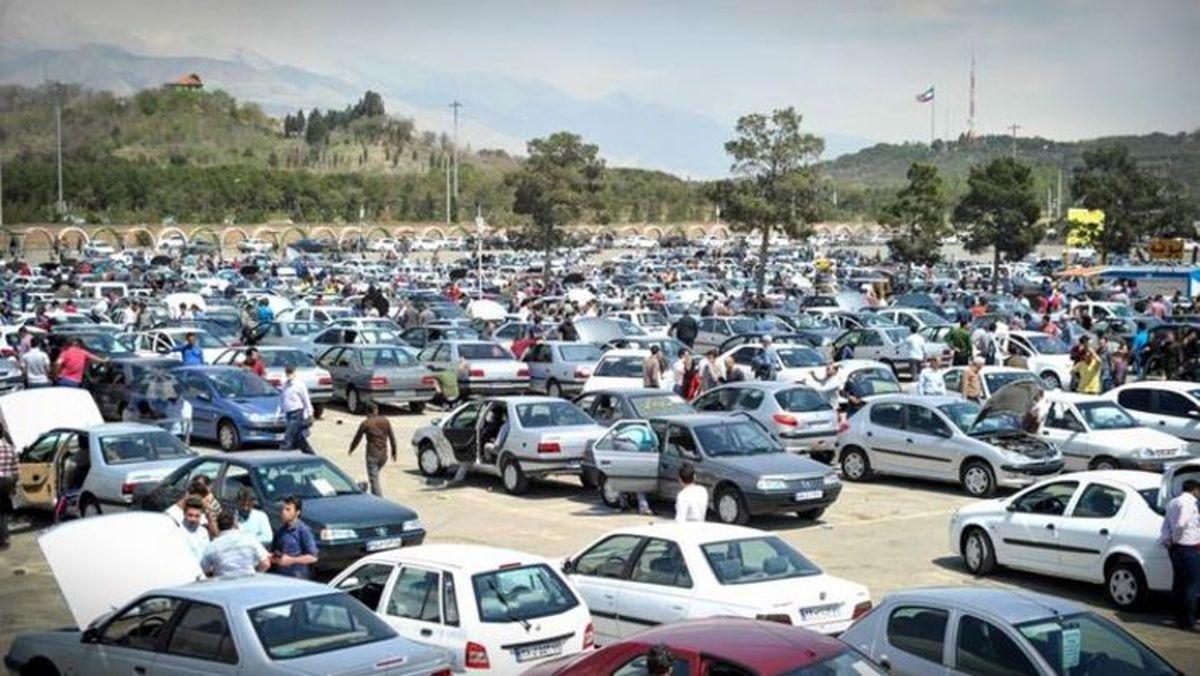 قیمت خودروهای داخلی سربه فلک کشید / جزئیات