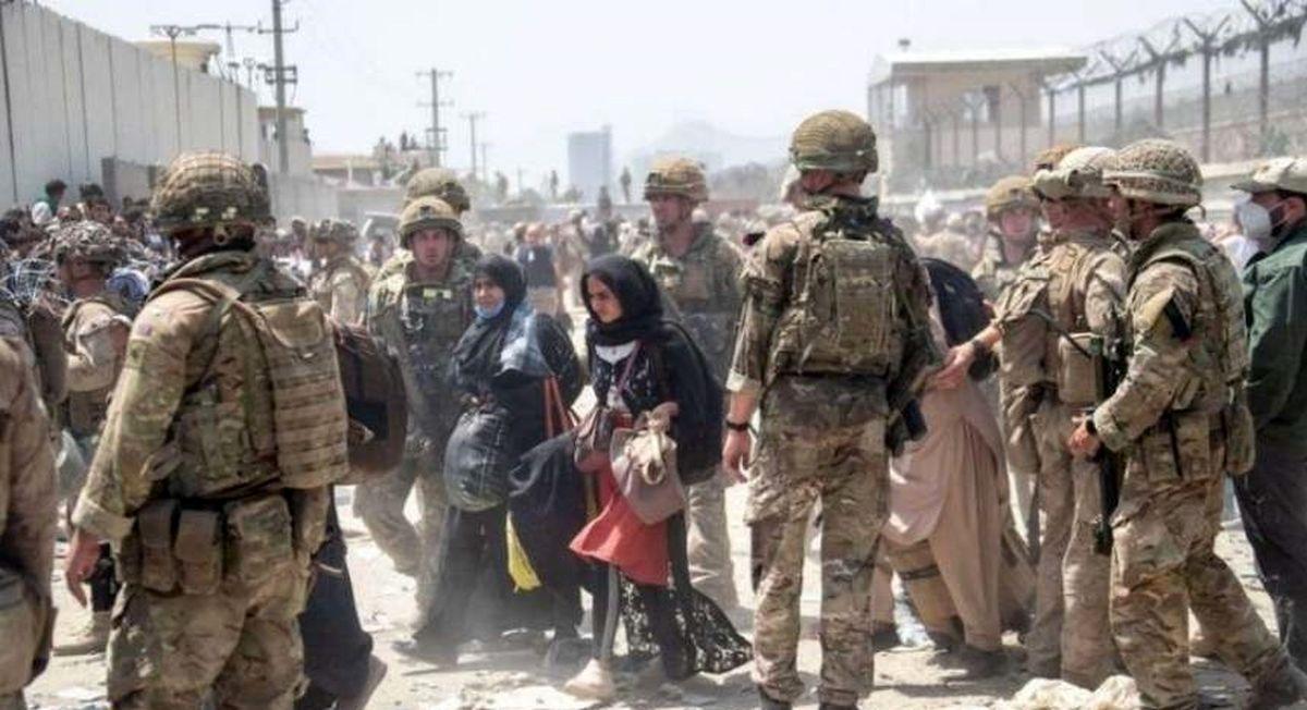 درگیری مسلحانه در فرودگاه کابل