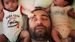 بازیگران ایرانی که فرزند دوقلو دارند به مناسبت روز جهانی دوقلوها