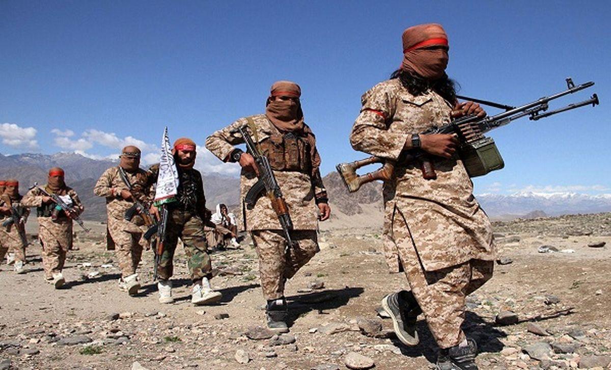 طالبان پنجشیر را گرفت+ فیلم