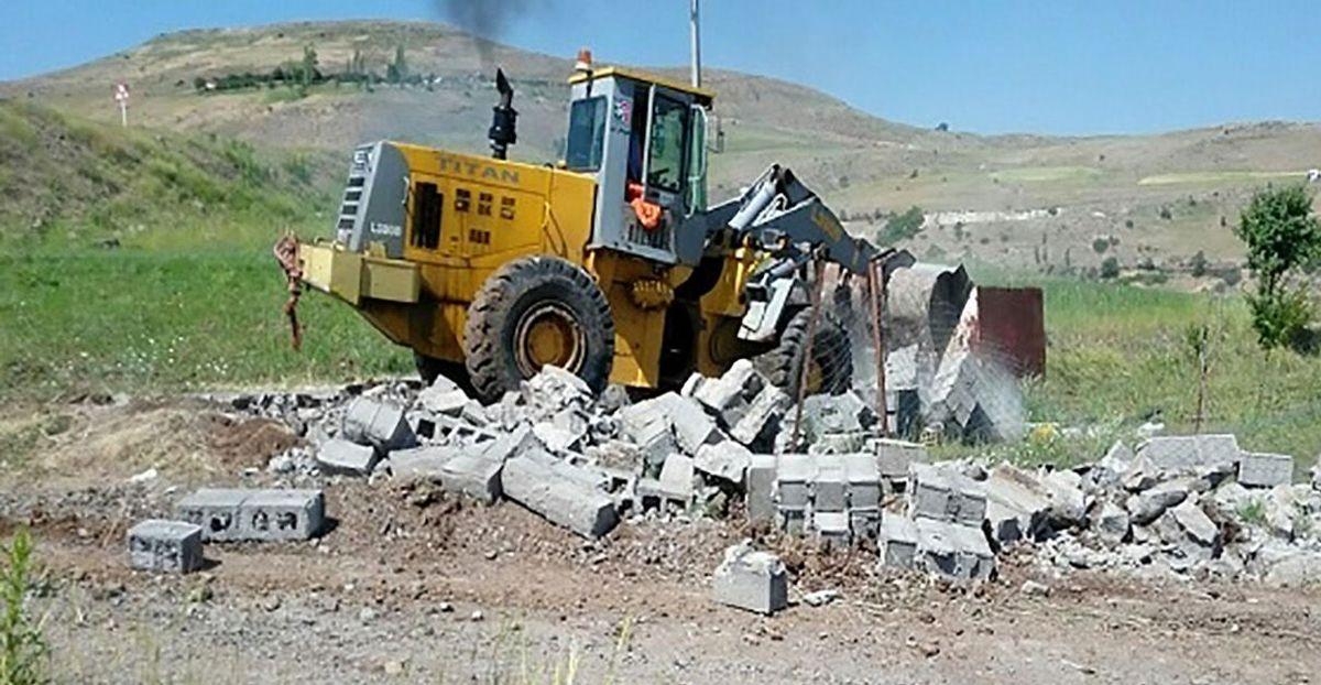 وضعیت تکاندهنده این زن زاهدانی با تخریب خانه اش+ فیلم