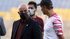 خواسته جنجالی یحیی گل محمدی از صدری
