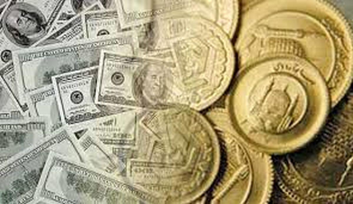 نرخ ارز دلار و سکه امروز 26 آذر 99 + جزئیات