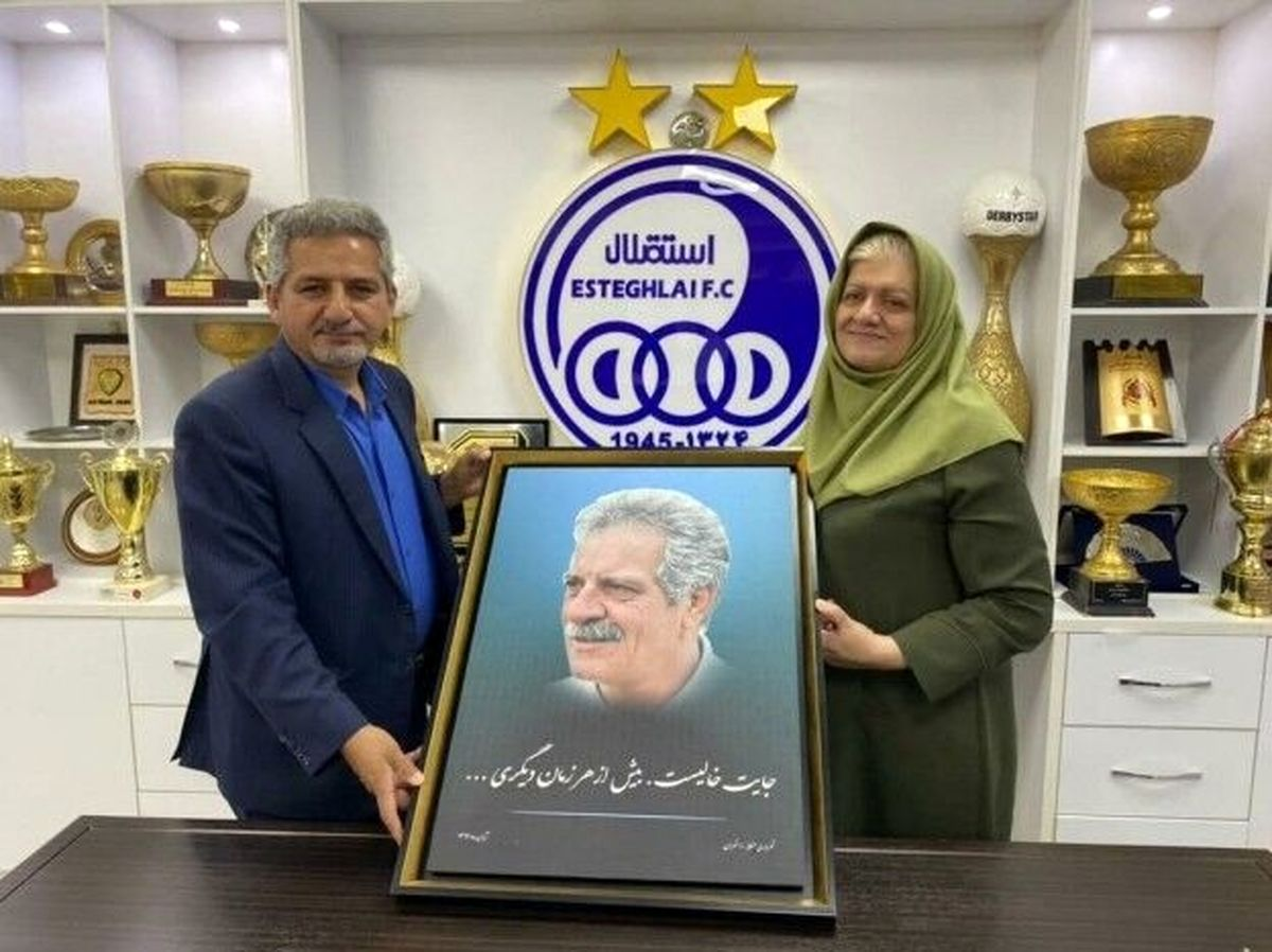 افشاگری بزرگ همسر منصور پورحیدری اسطوره استقلال