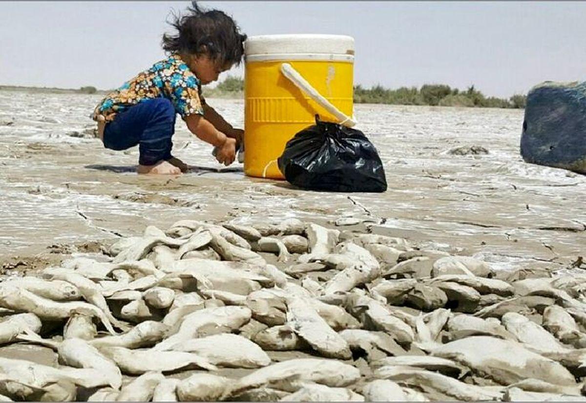 خشکسالی از راه رسید!  زنگ خطر در خوزستان به صدا درآمد