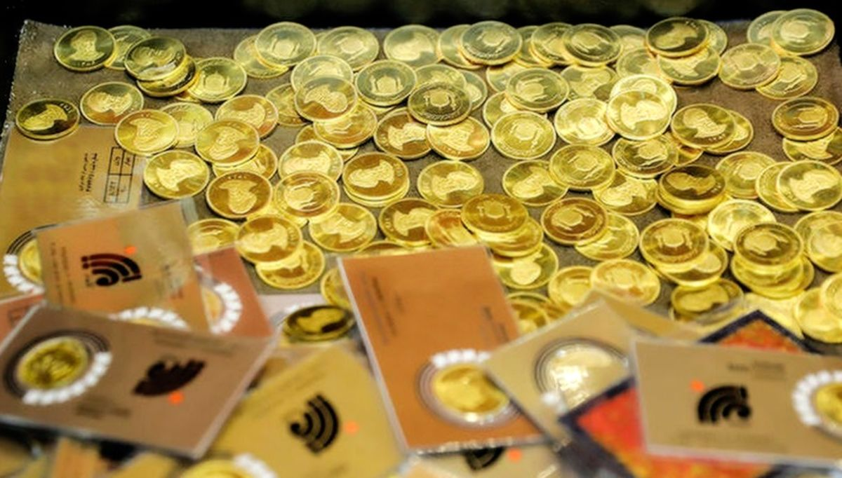 قیمت سکه و طلا امروز 4 مهر  سکه در مسیر نزول