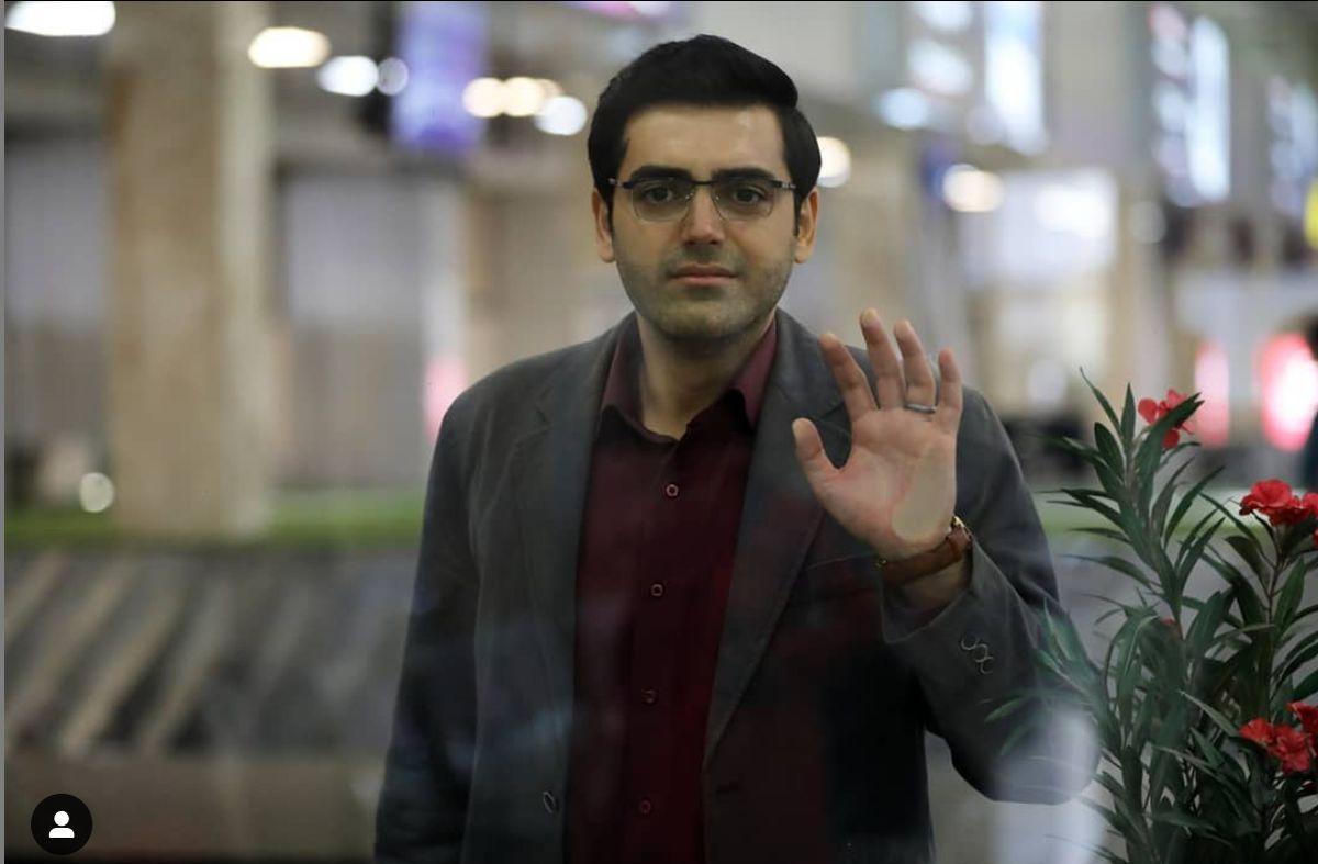 محمدرضا رهبری و همسر بازیگرش/ تصویر جدید