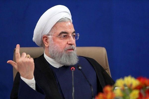 کلیپ خنده دار از حرف روحانی ! کولبری در شان مردم نیست + کلیپ جنجالی