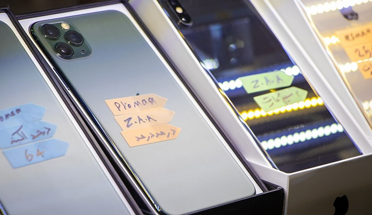 قیمت گوشی امروز 12 مهر چند؟|
