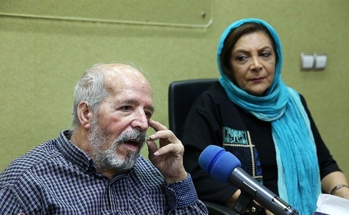 محسن قاضی مرادی بازیگر سینما و تلویزیون درگذشت