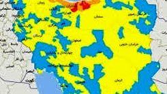 مصوبه جدید ستاد ملی کرونا/  محدودیت تردد شهر های زرد اعلام شد/شرط مسافرت در نوروز 1400