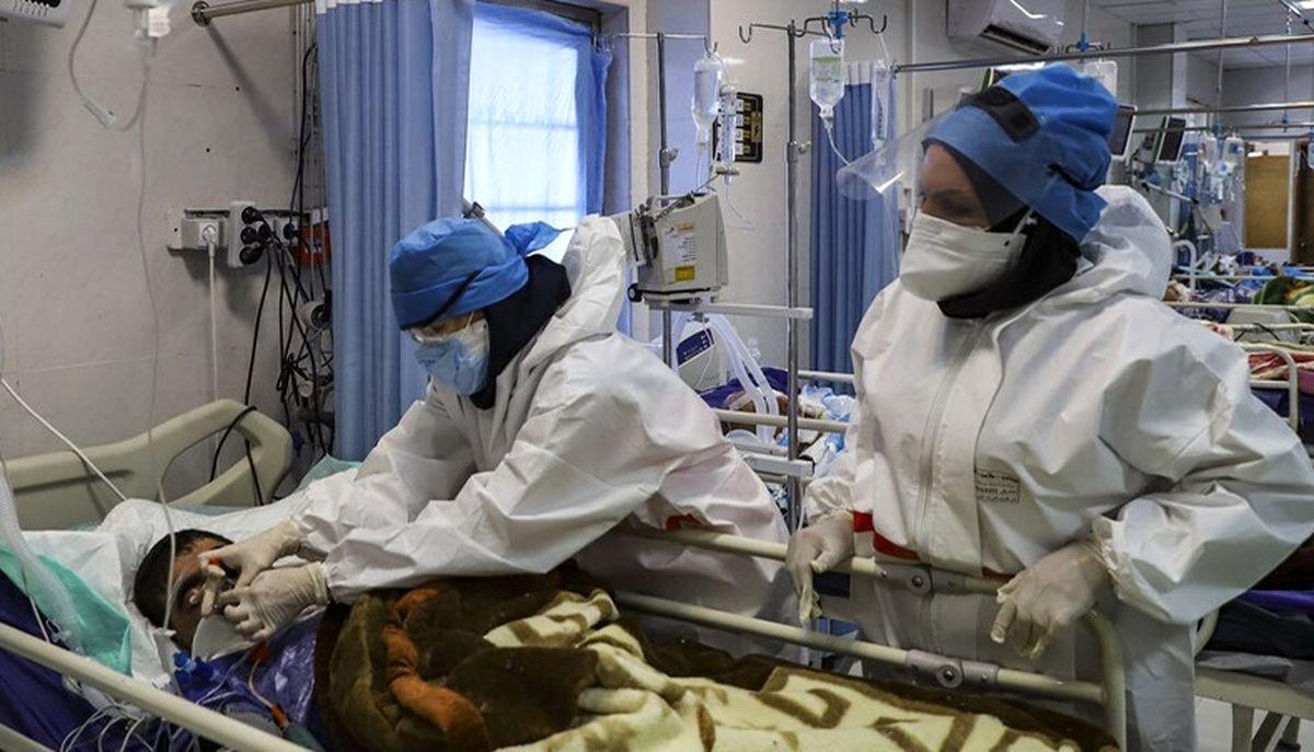 وضعیت وحشتناک بیمارستان های بیماران کرونایی/ یک تخت خالی پیدا نمی شود