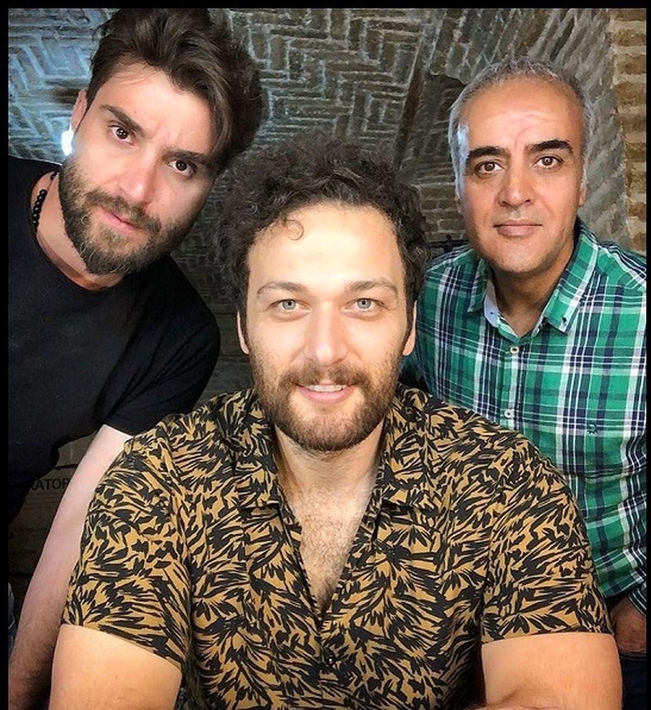 جلسه احضار روح محسن  در سریال «احضار» + فیلم