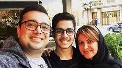 اولین ویدئو از سپند امیر سلیمانی بعد از حال وخیمش / سپند از کرونا جان سالم به در برد