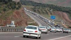 ترافیک سنگین جاده های شمال در این وضعیت سیاه کرونایی