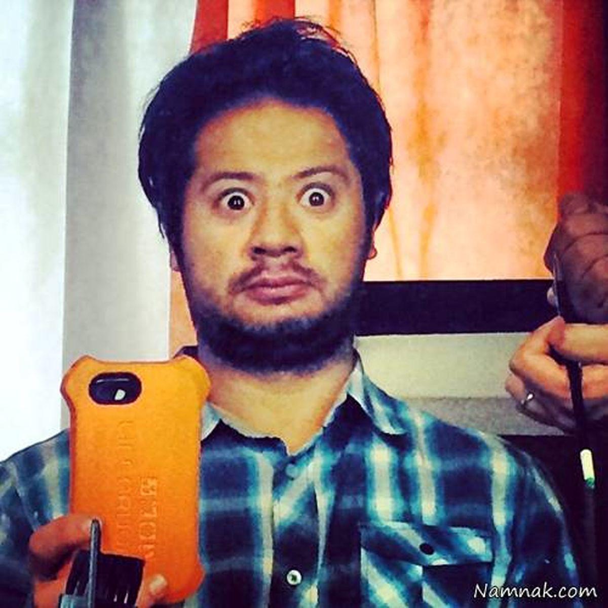 وقتی علی صادقی تو دستشویی گیر می کند + ویدئو جنجالی