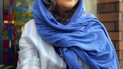 شیوا ابراهیمی بازیگر کلبه ای در مه با استایلی متفاوت در ترکیه