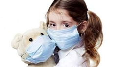 کودکان بالای دوسال باید ماسک بزنند