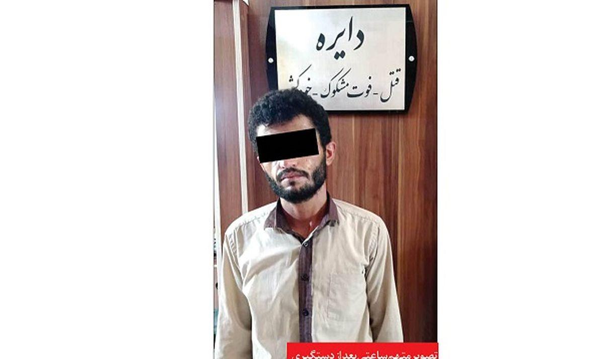قتل و جنایت هولناک مرد شیشه ای در مشهد
