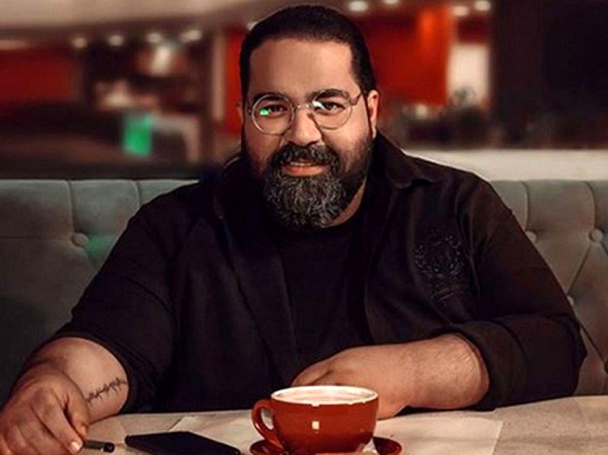 رضا صادقی اولین سلبریتی همیشه آنلاین کلاب هاوس است