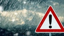 هواشناسی ایران ۱۴۰۰/۰۲/۱۹  بارش باران و وزش باد شدید در ۲۸ استان