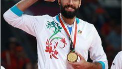 سید محمد موسوی  مدافع خوشتیپ والیبال ازدواج کرد؟/ مشکلات بلند قامتی این ستاره والیبال