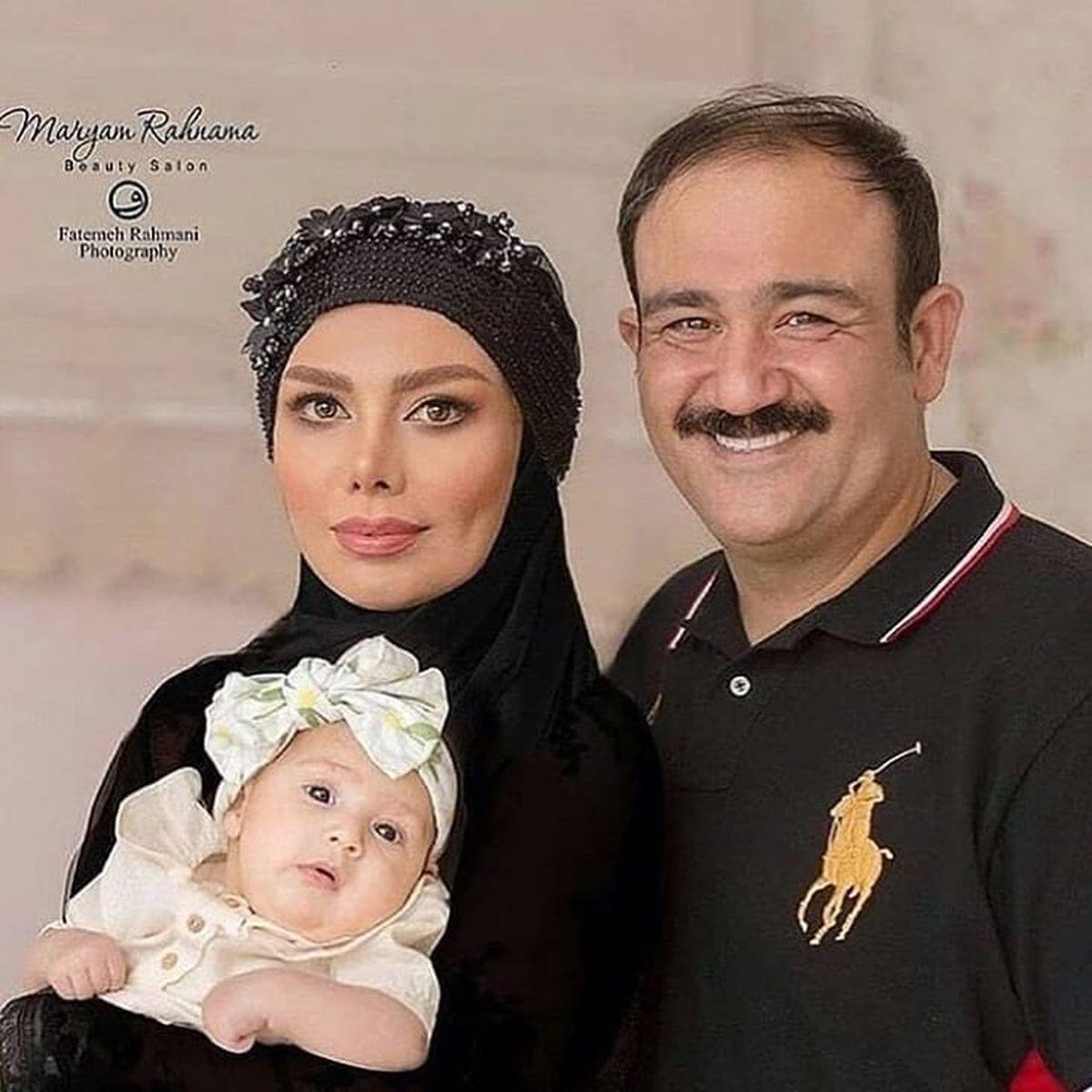افشاگری مهریه عجیب همسر مهران غفوریان در برنامه همرفیق