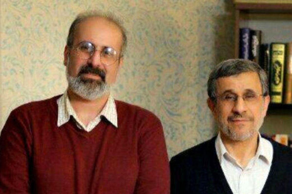 یار احمدی نژاد افشاگری کرد + جزئیات