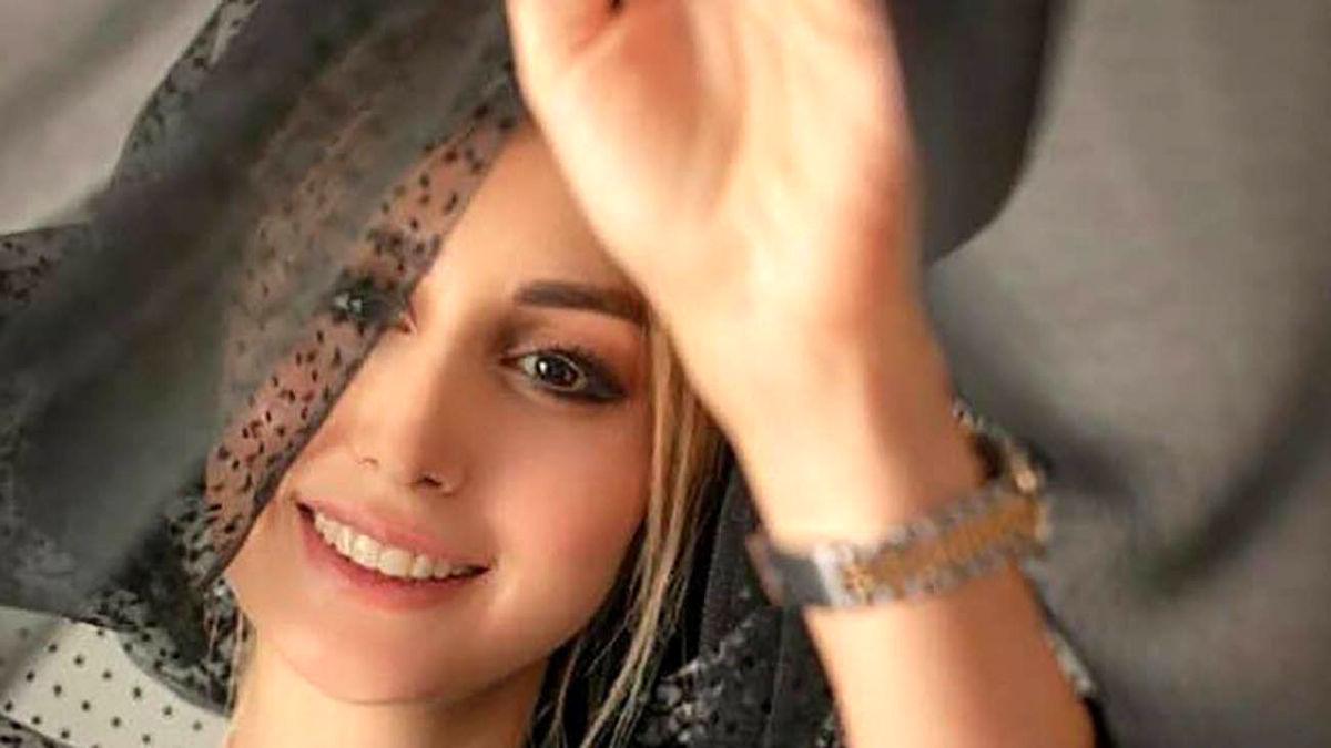 همسر شاهرخ استخری مدل می شود / تصاویر جنجالی از سپیده بزمی پور
