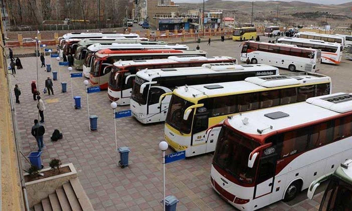 شرط فروش بلیت نوروزی اتوبوس اعلام شد
