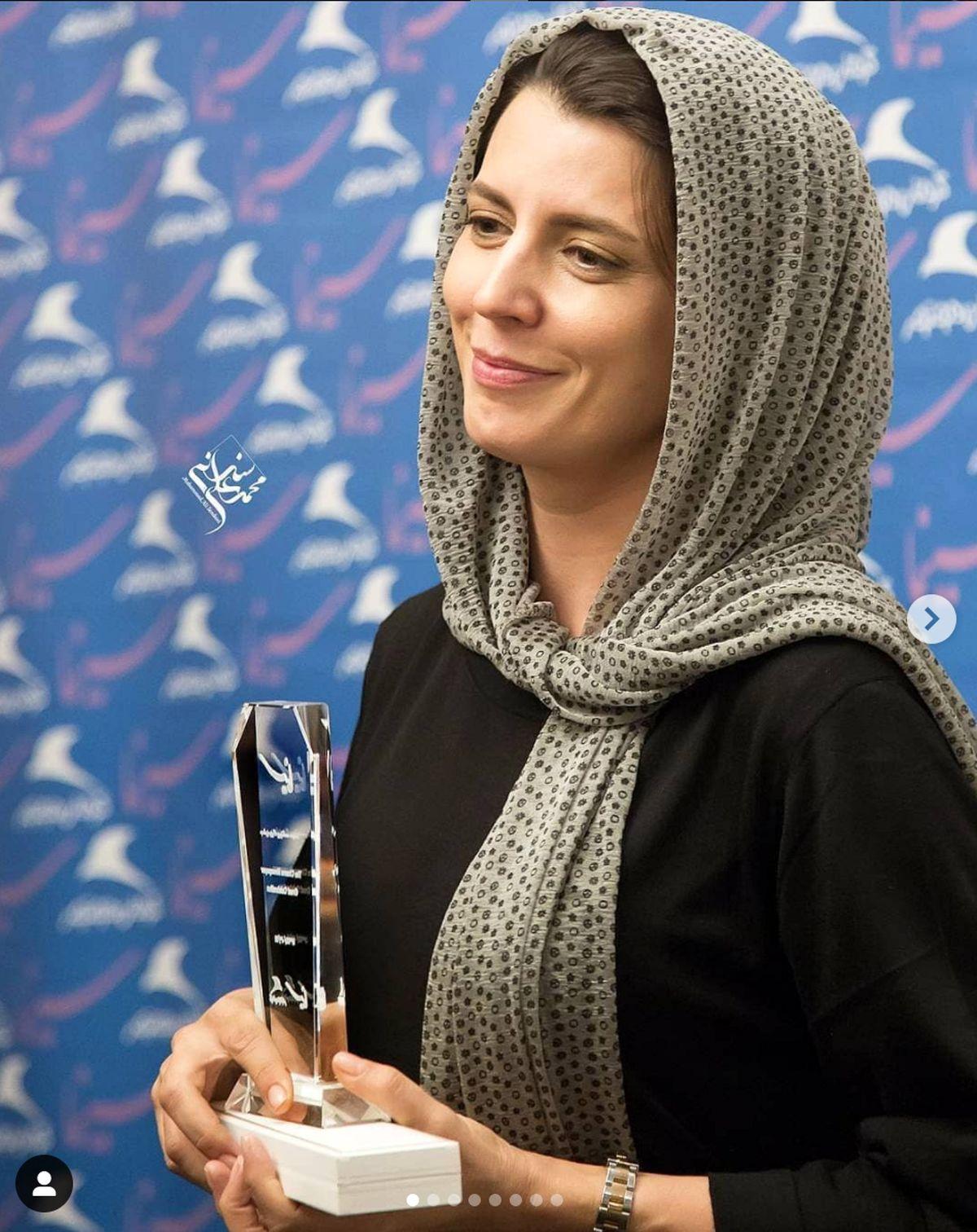 لیلا حاتمی در فیلم کارگردان مطرح آمریکایی بازی میکند