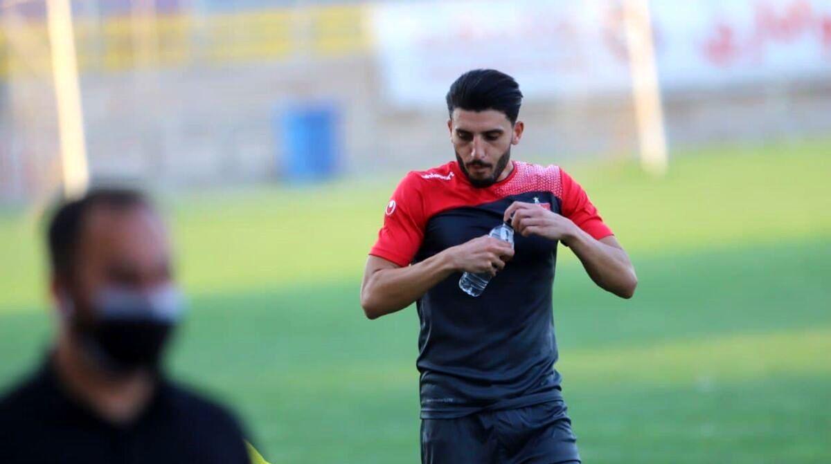 یحیی گل محمدی از این بازیکن نا امید شد